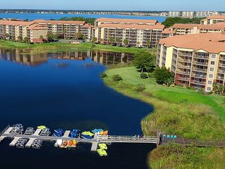 ONE BEDROOM AT WESTGATE LAKES RESORT & SPA NEAR DISNEY UNIVERSAL SEA WORLD