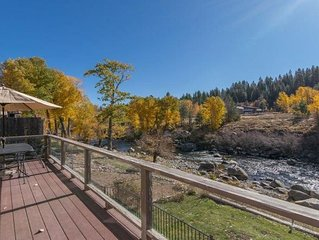 Truckee River Cottage