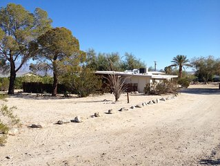 Our Desert Home in Borrego Springs