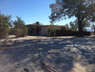 Our Desert Home in Borrego Springs