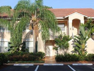 Huntington Lakes Condo In Naples Florida