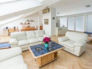 Liszt Tér Elegance -  three bedroom luxury apartment with balcony