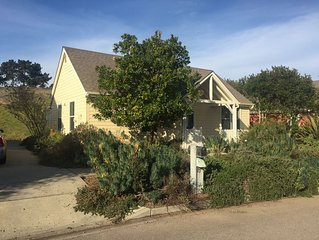 Downtown Point Reyes Station 2BR/1BA Home