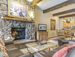 Mountain Get-A-Way. Amazing Beaver Creek West Townhome (License #006758)
