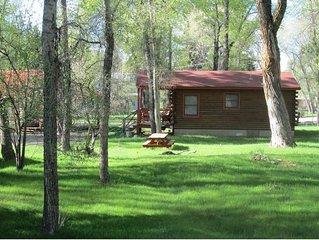 Cabin #4 – Buena Vista, C
