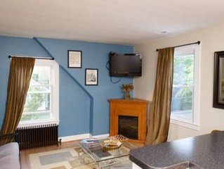 """""""Athens of America,"""" Annapolis Apartment Two A"""