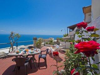 Casa'bona' holiday nel cuore della Costa d'Amalfi