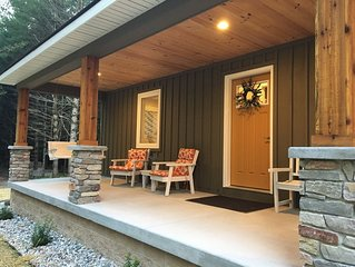 Newer home  in beautiful Lake Ann