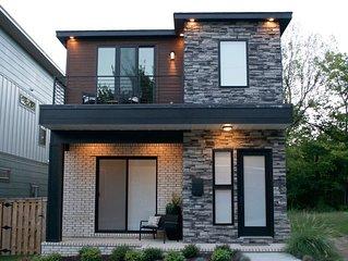 New Construction | Trailside House | Located Downtown - Close To Everything