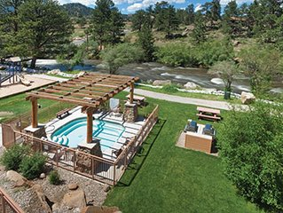 WorldMark Estes Park, 2 Bedroom Condo