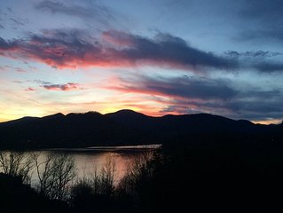 Million Dollar View Above Lake Lure