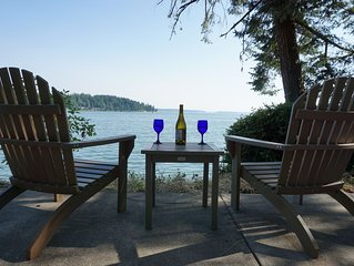 Waterfront Family Retreat near Gig Harbor/Substantial Monthly Discounts!!