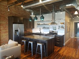 The District Lofts in the Heart of Ogden - A