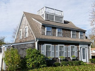Charming Cape House, newly renovated, walk to beaches, Hyannis Harbor, and more!