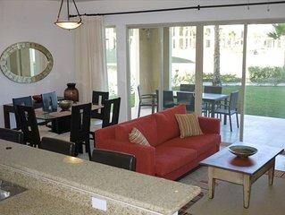1st Floor Beachfront Condo in Paraiso Del Mar Resort 3br/$890/wk or 2br/$750/wk