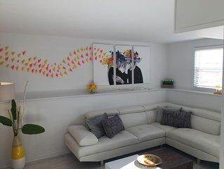 Beautiful Charlottetown 2 Bedroom Duplex 'Private'