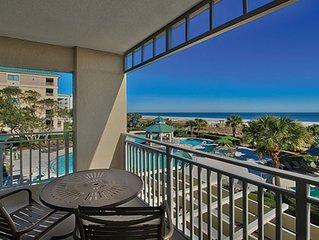 Marriott's Barony Beach Club  2bd 2ba on lovely Hilton Head Island
