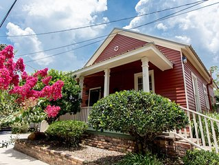 Little Red House *Summer Getaway* *Downtown Events *