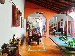 Casa Diamante: Colonial Elegance, Proximity, Peace