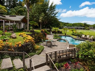 North Shore Lookout Maui! Hoku Suite -upcountry -Makawao -Maui B&B