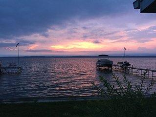 Lakefront Rental - family friendly