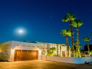 Modern Adobe Palm Springs Retreat
