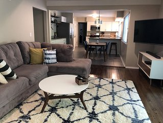 Newly Renovated Ann Arbor home close to Michigan Stadium