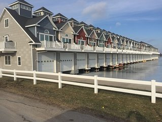 Boathouse Condo on the St. Lawrence River, Alexandria Bay, NY