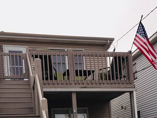 Gorgeous Top Floor Condo Unit - 2 Blocks from Wildwood Crest  Sat-Sat or Mon-Fri