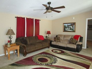 Secluded house available for vacation rental