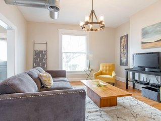 Downtown Chattanooga's Newest VRBO!   Sleeps 7-9   Great location!