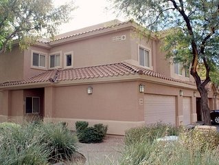 Well-appointed 3 bedroom, 2 bath Mesa condo at Superstition Springs