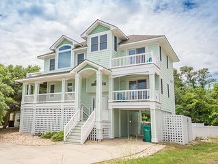 Bright Dreams Ahead in the OBX for your perfect family vacation