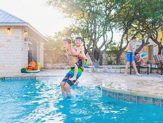 The Alamo Resort & Dancehall:  A Private Ranch Near The Llano River - Brand New!