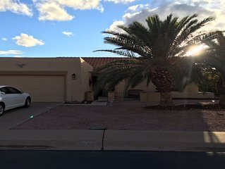 Serene and Clean Home in a Gated Community