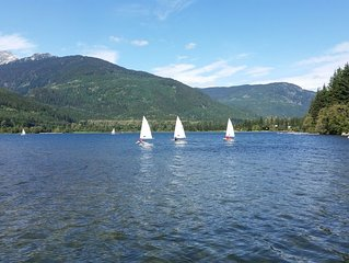 2 BR Whistler Lakefront Condo- BEST Value