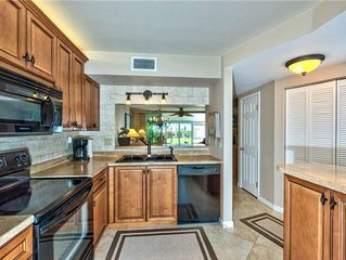 Updated townhome minutes to the beach, on a quiet canal with a boardwalk