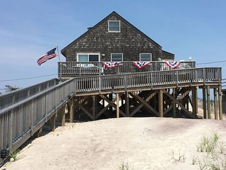 Robbins Rest, Fire Island, NY - Oceanfront Home
