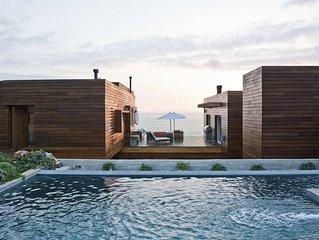 Fantastic House in Zapallar with Extraordinary Sea View - La Rosa de los Vientos