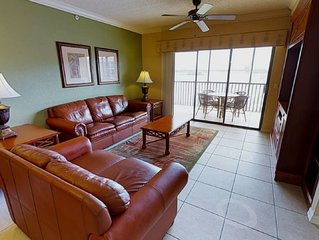 2Bedroom/2bath beautiful Resort And Spa: Close To Disney World And Universal