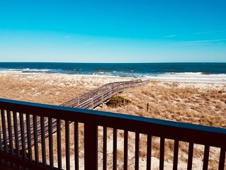 NEW CONSTRUCTION Oceanfront Condo w/ POOL in the heart of Carolina Beach!