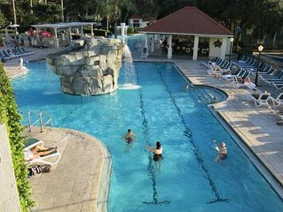 3 BDRM~ STAR ISLAND RESORT~ ONLY 5 MILES TO DISNEY~ GOLFING~LAKE~BOATING~POOLS