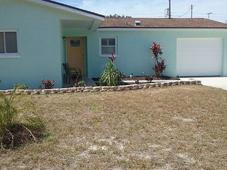 Great retreat home away from home w/ private inground pool minutes to the beach