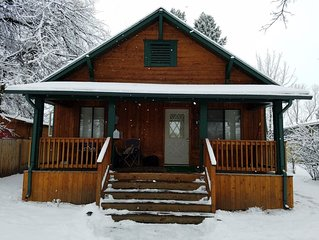 Cute house in Central Missoula, 15 minutes from anywhere in town