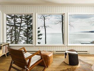 Beautiful Lutsen Home On Lake Superior