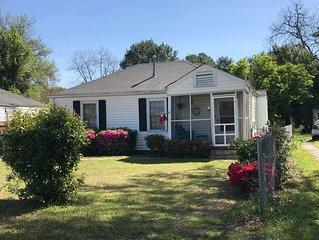 Masters Week Cottage Rental