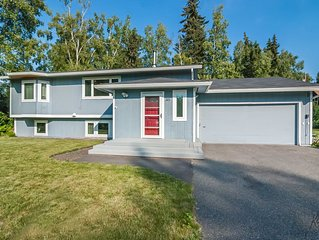 Spacious modern home in a quiet neighborhood and convenient location
