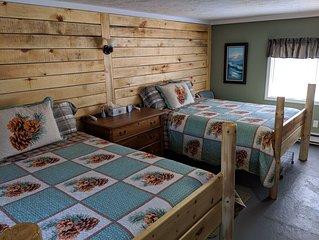 Finley's Riverside Cabins | Cabin # C