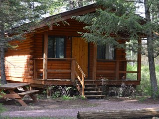 Willow Cabin at Columbia Mountain Ranch