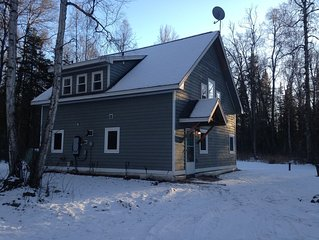 At Home In The Woods, Talkeetna
